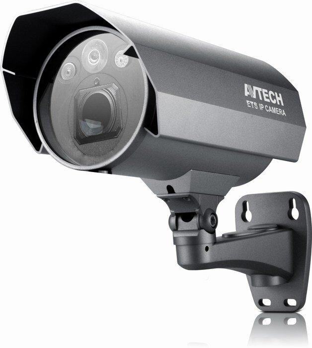 Camera box AVTech AVM561P (AVM-561P) - IP, hồng ngoại
