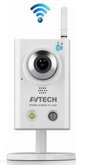 Camera box AVTech AVN813ZA (AVN-813-ZA) - IP, hồng ngoại