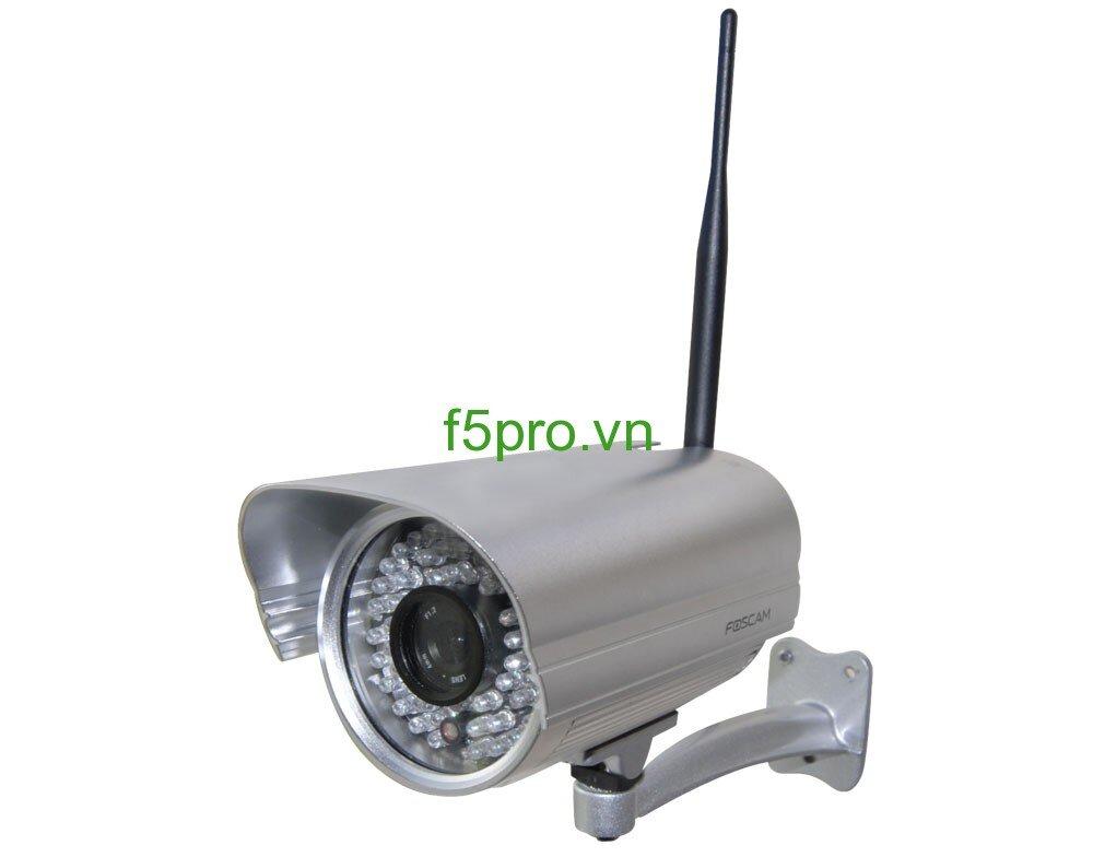 Camera box Foscam FI8906W - IP, hồng ngoại