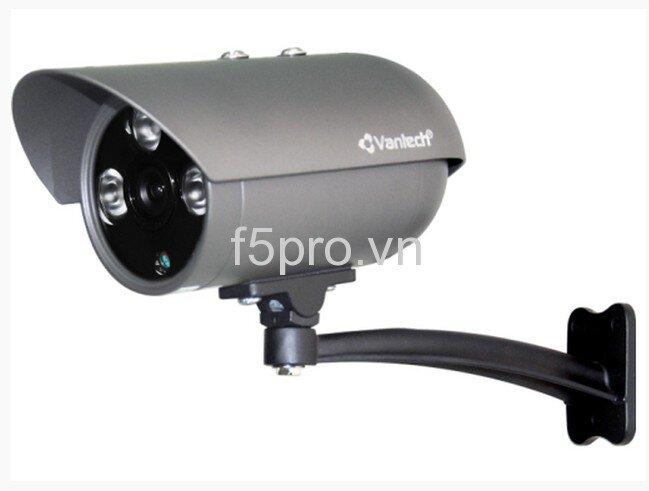 Camera box Vantech VP-122AHD - hồng ngoại