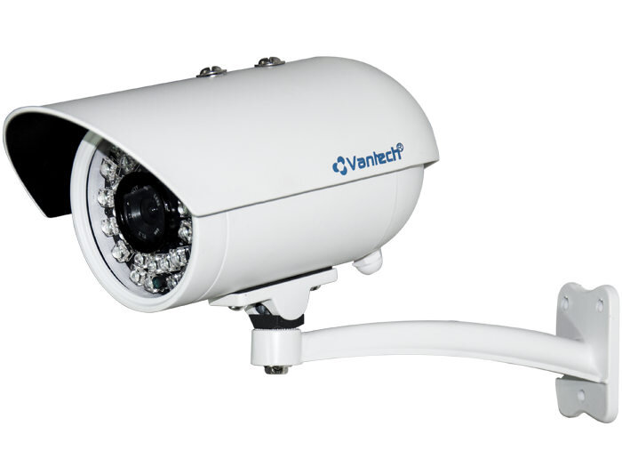 Camera box Vantech VP-206A - hồng ngoại