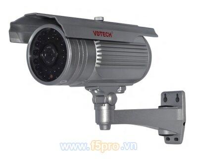 Camera box VDTech VDT-117F - hồng ngoại