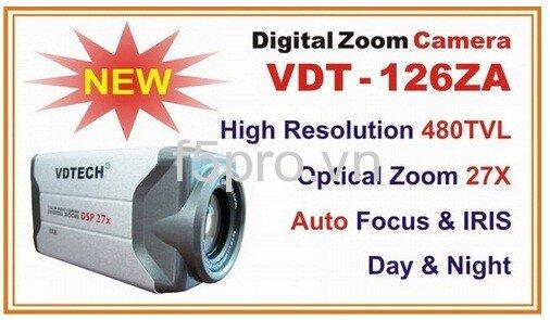 Camera box VDTech VDT-126ZA