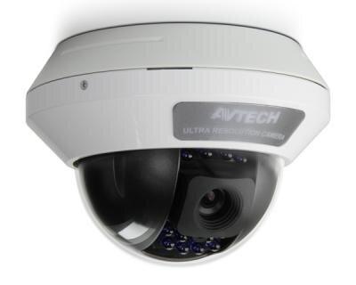 Camera dome AVtech AVC-183zP - hồng ngoại