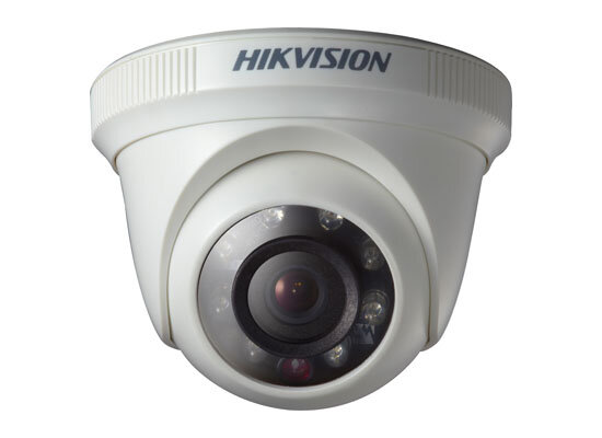 Camera dome Hikvision DS-2CE55A2P-IRP - hồng ngoại