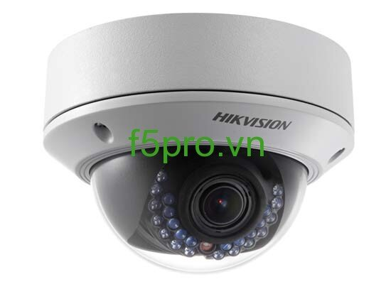Camera dome Hikvision DS-2CD2712F-I - IP, hồng ngoại