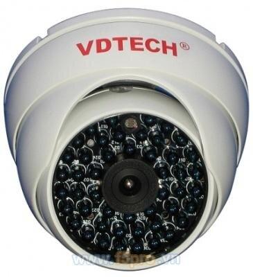 Camera dome VDTech VDT-135D - hồng ngoại