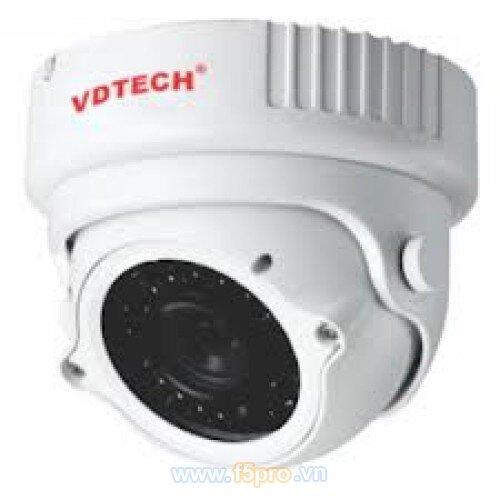Camera dome VDTech VDT-135ZIR - hồng ngoại
