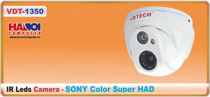 Camera dome VDTech VDT1350HL.80 (VDT-1350HL.80) - hồng ngoại