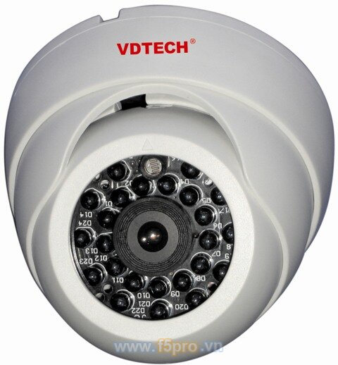 Camera dome VDTech VDT-135IR.60 - hồng ngoại