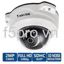 Camera dome Vivotek FD8164V - IP, hồng ngoại