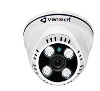 Camera HD-CVI Dome Vantech VP-114TX - 2MP