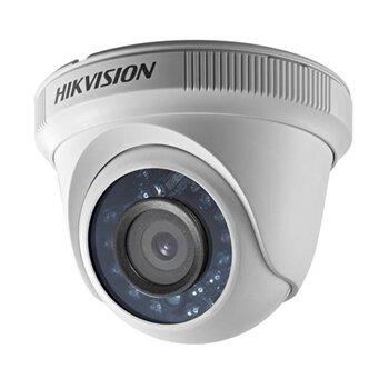 Camera HD-TVI bán cầu ngoài trời hồng ngoại Hikvision DS-2CE56C0T-IR