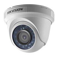 Camera HD-TVI bán cầu ngoài trời hồng ngoại Hikvision DS-2CE56C0T-IRP