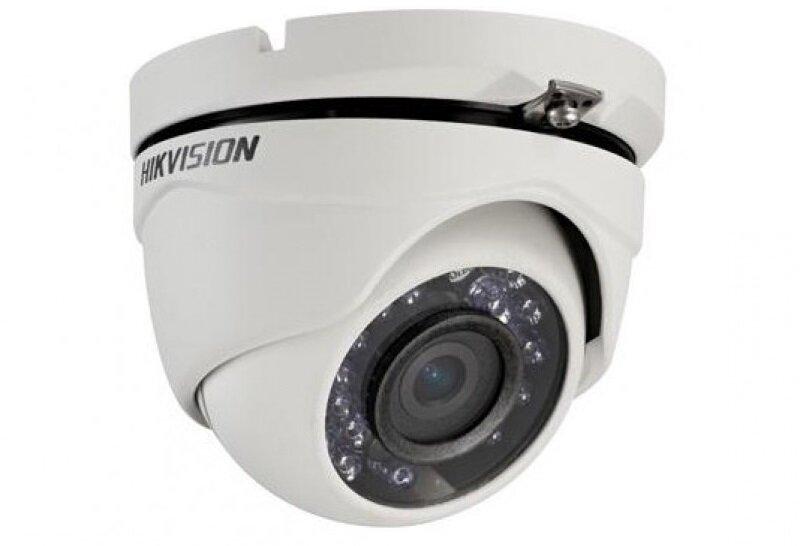 Camera HD-TVI Dome hồng ngoại HIKVISION HIK-56D6T-IRM - 2.0 Megapixel