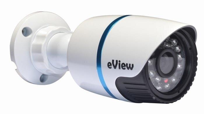 Camera HD-TVI hồng ngoại Outdoor eView - NX624T20