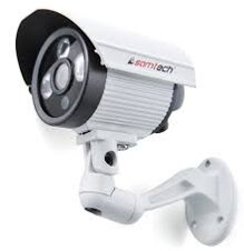 Camera HDTVI thân hồng ngoại SAMTECH STC-504HDTVI