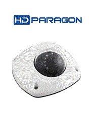 Camera IP bán cầu  hồng ngoại HD Pagaron HDS-2542IRAW