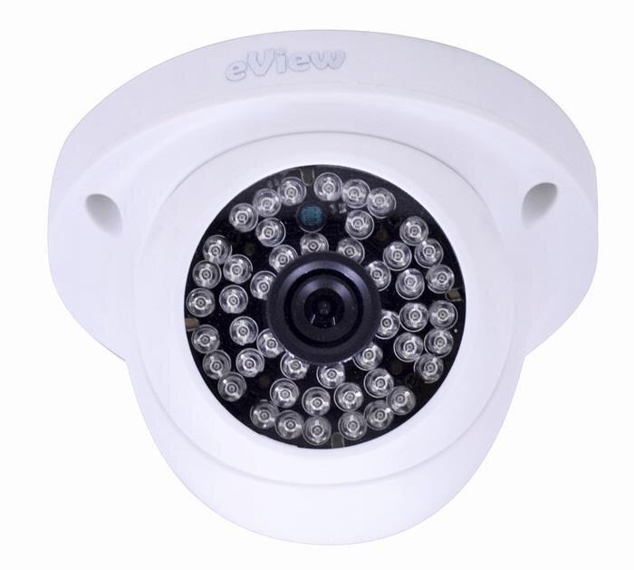 Camera IP Dome hồng ngoại eView - IRD2742N13