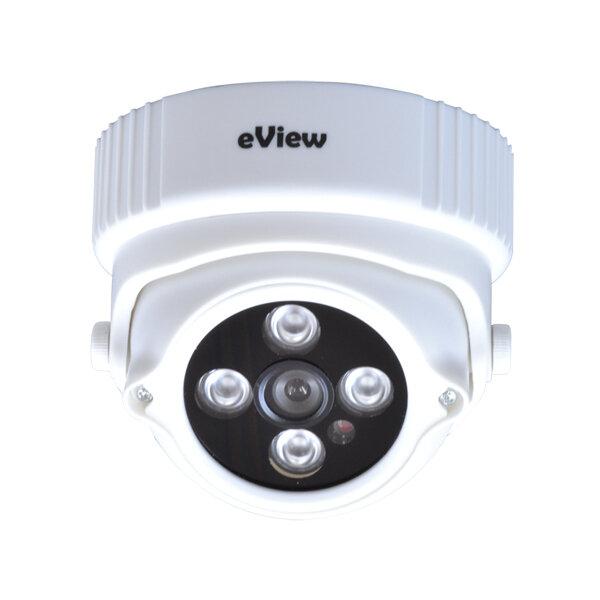 Camera IP Dome hồng ngoại eView PL704N10