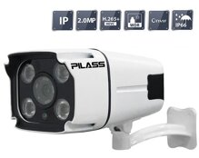Camera IP hồng ngoại Pilass ECAM-A702IP - 2MP