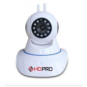 Camera IP wifi không dây thông minh HDPRO HDP-888IP