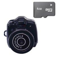 Camera móc khóa Siêu Nhỏ MiniDV