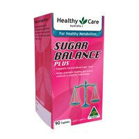 Cân bằng đường trong máu Healthy Care Sugar Balance Plus - 90 viên