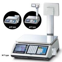 Cân điện tử in hóa đơn Cas CT-100