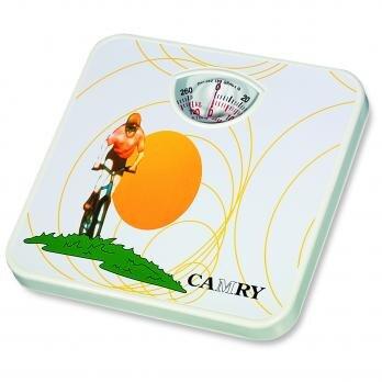 Cân sức khỏe cơ học Camry BR9016 - màu 06/ 08/ L14/ L13