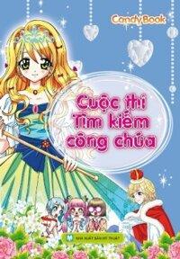 Candy book - Cuộc thi tìm kiếm công chúa