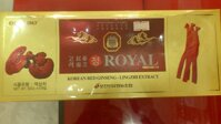 Cao linh chi hồng sâm Royal Korean Red Ginseng Lingzhi Extract 5 lọ