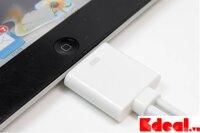 Cáp Cho Iphone, Ipad Ra Tivi bằng Cổng HDMI