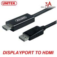 Cáp chuyển DisplayPort to HDMI UNITEK Y-5118CA