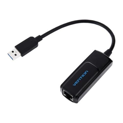 Cáp chuyển đổi USB 3.0 sang LAN Gigabit Vention VAS-J34 15cm