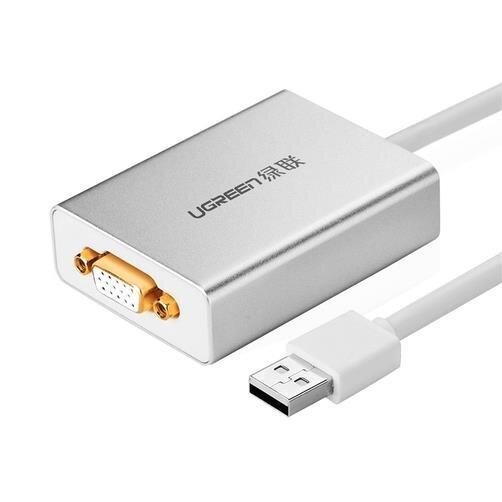 Cáp chuyển USB to VGA Ugreen 40244