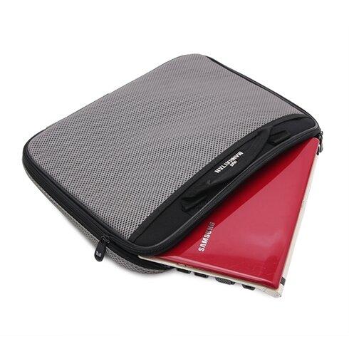 Cặp đựng máy laptop 15.4'' màu xám đen - 438971