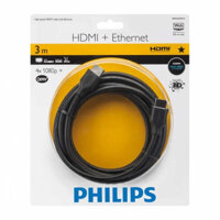 Cáp HDMI Philips SWV2433W