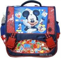 Cặp học sinh siêu nhẹ hình chuột Mickey C11023