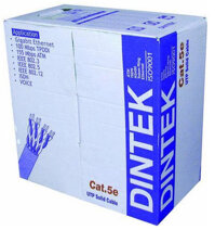 Cáp mạng Dintek CAT.5E UTP 24AWG 305m