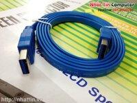 Cáp USB 3.0 1.5m (AM-AM) Unitek Y-C412