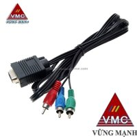 Cáp VGA to Component Video TV-Out