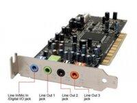 Card âm thanh Blaster 5.1