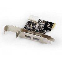 Card chuyển PCIex ra USB 3.0 Unitek Y-7301