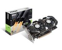 Card đồ họa MSI GTX 1050 2GT OC (NVIDIA Geforce/ 2Gb/ DDR5/ 128Bit)