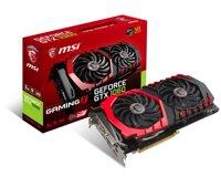 Card đồ họa MSI GTX 1060 GAMING X 6G (NVIDIA Geforce/ 6Gb/ DDR5/ 192Bit)