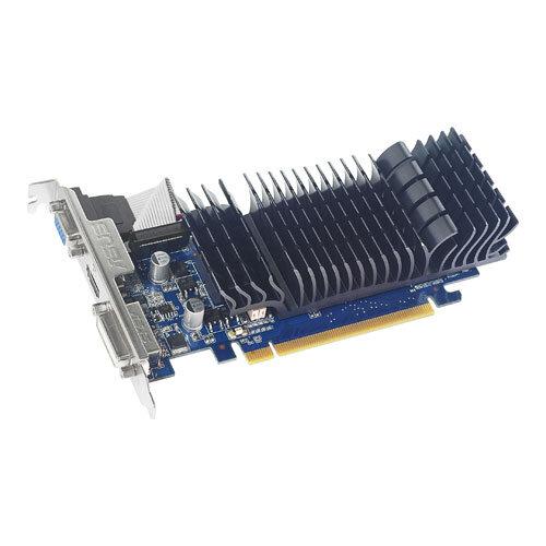 Card đồ họa (VGA Card) Asus EN210 SILENT/DI/1GD3/V2(LP) - NVIDIA GeForce 210, DDR3 , 1GB, 64 bits, PCI-E 2.0