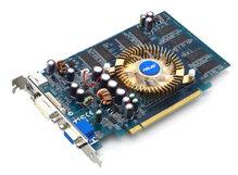 Card đồ họa (VGA Card) Asus Extreme N6600/TD - NVIDIA GeForce 6600, GDDR, 128MB, 128-bit, PCI Express x16