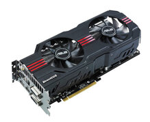 Card đồ họa (VGA Card) Asus ENGTX580 DCII/2DIS/1536MD5 - NVIDIA GeForce GTX 580, GDDR5, 1536MB, 384-bit, PCI Express 2.0