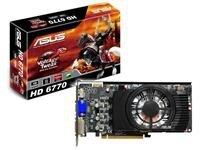 Card đồ họa (VGA Card) Asus EAH6770 DC/1GD5 - AMD Radeon HD6770, GDDR5, 1GB, 128-bit, PCI E 2.1